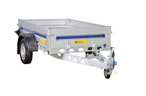 pkw anhänger 750 kg ungebremst pkw anh 228 nger 750 kg ungebremst direkt baustoffe
