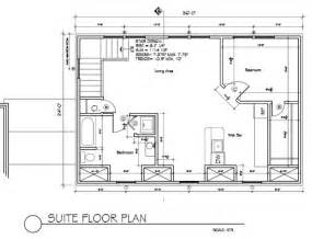 Floor Plans With Inlaw Suite by In Suite