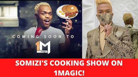 The ultimate youtube seo toolkit. Somizi Announced his Cooking Show on 1Magic - YouTube