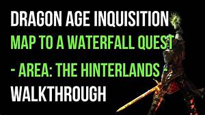 Dragon Age Inqu... Waterfall Quest