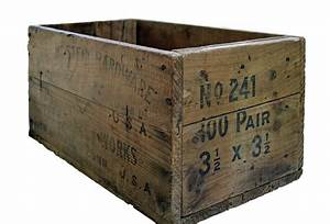 Old, Wooden, Tool, Crate