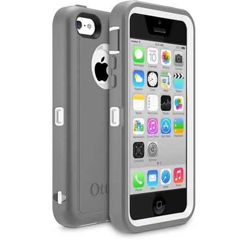 iphone 5c otterbox otterbox defender series and holster for iphone 5c