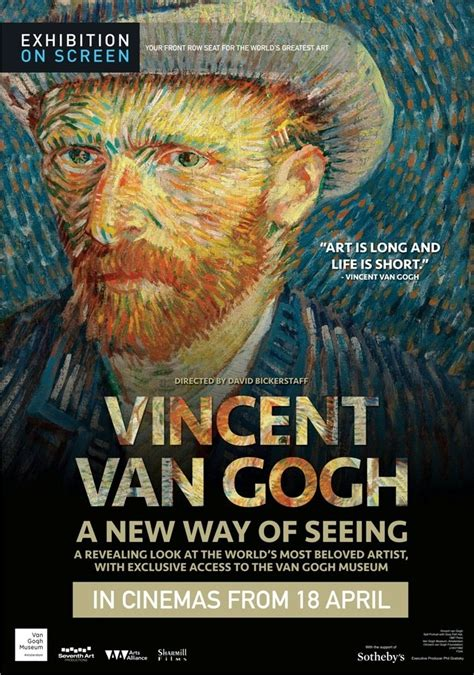 Vincent Van Gogh A New Way Of Seeing  Horaire Du Film