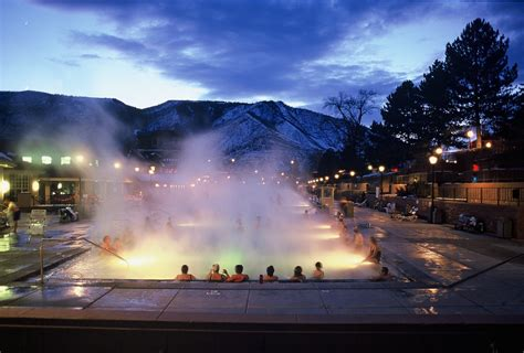 Glenwood Hot Springs Lodge Reservations