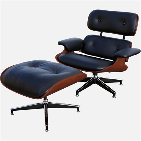 Herman Miller Eames Lounge Chair And Ottoman by Eames Lounge Chair And Ottoman