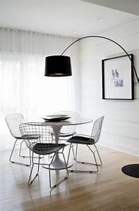 Savourez la beaute de la lampe arc en 50 images for Lampadaire salle À manger pour deco cuisine