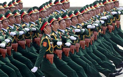 Vietnam Builds Military Muscle To Face China