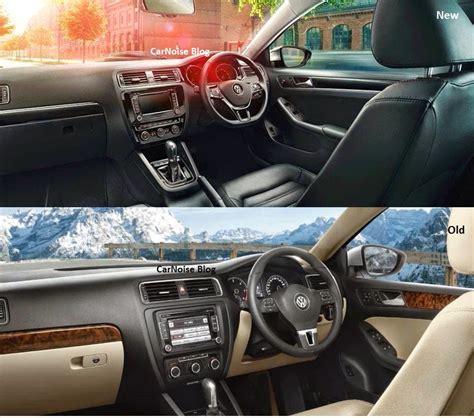 Car Interior Noise Comparison by Comparison 2015 Vw Jetta Facelift New Vs Carnoise