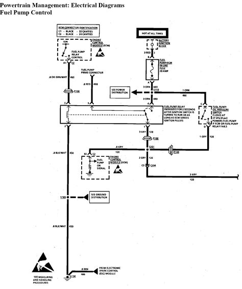 What The Wiring Diagram For Fuel Pump