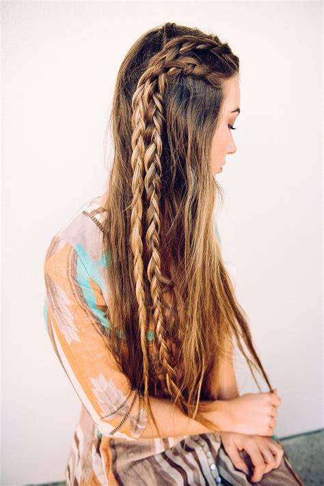 braided styles for hair boho braids hair don t care