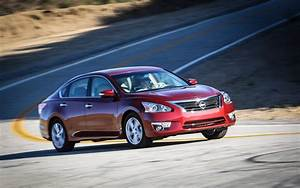 2013 Nissan Altima 2 5 Sl Long-term Update 1