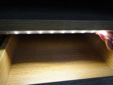 lade led led keuken lade kast verlichting warm wit sensor