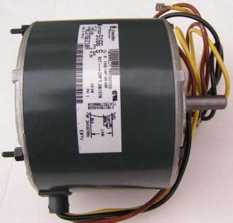 hcge bryant carrier condenser fan motor