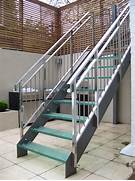 Outdoor Metal Handrails For Stairs by Metal Outdoor Stairs