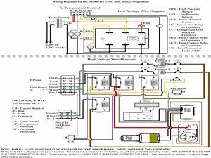 Air Handler Electric Heat Wiring Diagram