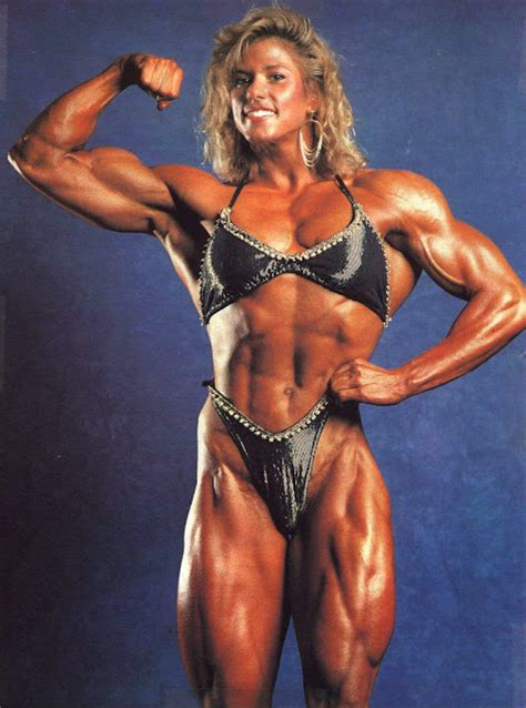 female muscle shelley beattie