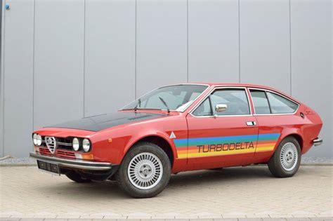 Alfa Romeo Alfetta Gtv 20 Turbodelta 1979 Fr 39950