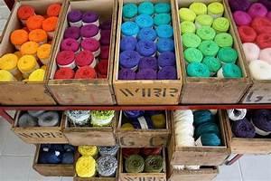 Fotos Aufbewahren Ideen : ideas para organizar lanas en nuestro rinc n crafter gu a de manualidades ~ Frokenaadalensverden.com Haus und Dekorationen