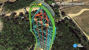 Take a virtual ride on the world's tallest roller coaster ...