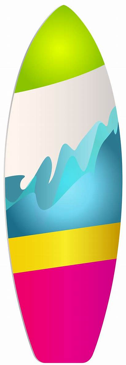 Surf Clip Board Clipart Summer Surfing Cliparts