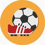 Circle Icon Soccer Sport Play Football Games