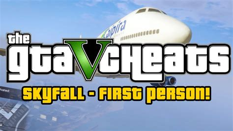 Skyfall In First Person! (grand Theft