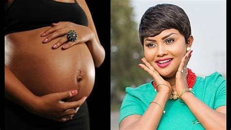 Wow!!pregnant At 41; Congratulations To Nana Ama Mcbrown