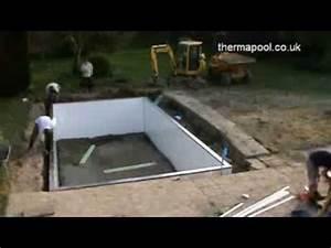 Pool Aus Container : easy peasy swimming pool build youtube ~ Orissabook.com Haus und Dekorationen
