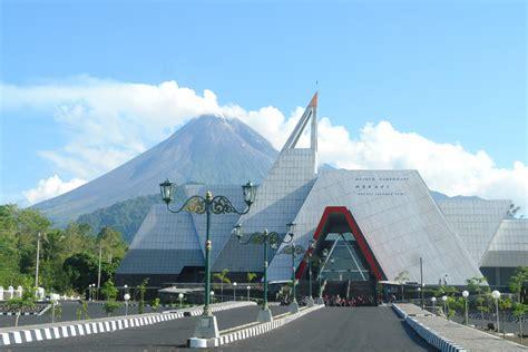 museum gunung merapi kaliurang tiket masuk museum merapi