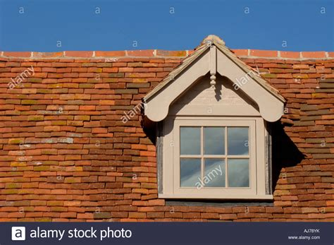 Traditional Dormer Windows by Traditional Style Tiled Roof With Dormer Window Set