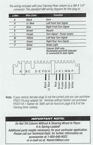 Ididit Steering Column Wiring Diagr  3