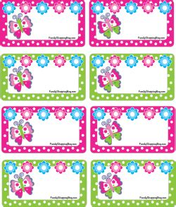 butterfly gift tags gift tagssopretty clipart