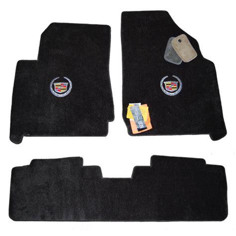 Cadillac Srx Floor Mats 2014 by Cadillac Srx Front Floor Mats 2004 2015