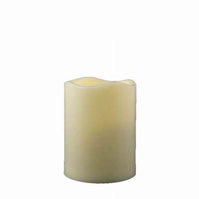 Candle Melted Pillar Flameless Resin Friend Email