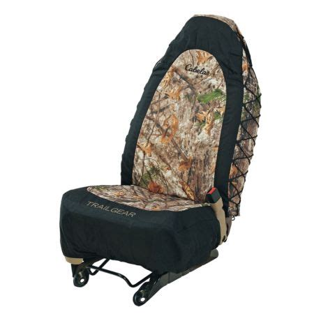 Cabela's Trailgear Bucket Seat Covers  Cabela's Canada