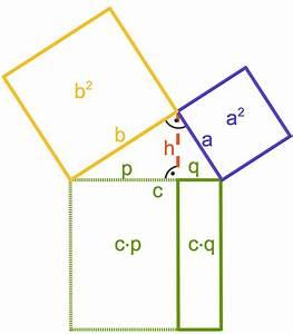Kathetensatz Berechnen : kathetensatz und h hensatz mathematik online lernen ~ Themetempest.com Abrechnung