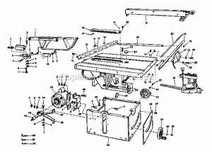 Craftsman 113241691 Parts List And Diagram   Ereplacementparts Com