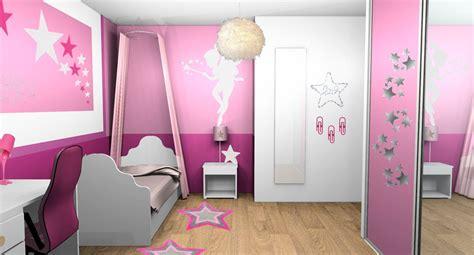 chambre fee davaus chambre fille fee but avec des idées