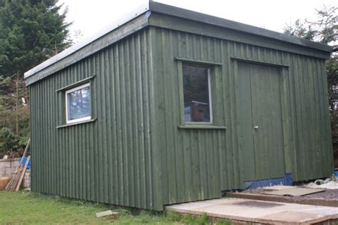 Cheap Shed Cladding Ideas by Timber Sheds Aberdeenshire Slp