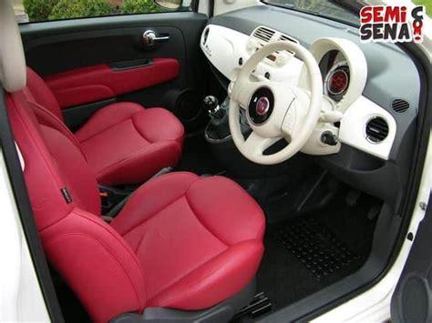Gambar Mobil Fiat 500c by Spesifikasi Dan Harga Fiat 500 April 2019 Semisena