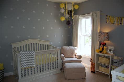 reeses yellow  gray nursery