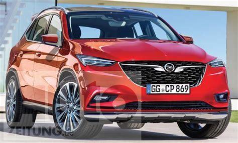 Opel Neuheiten Neue Modelle by Opel Suv Kein Omega Nachfolger Update Opel Grandland X