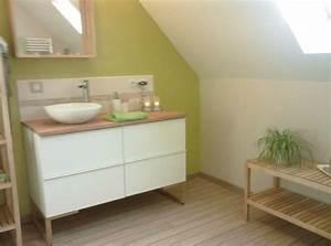 Ikea Pied De Meuble : meuble de salle de bain prendre racines ~ Dode.kayakingforconservation.com Idées de Décoration