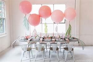 Deco Table Tropical : peindre des feuillages pour une d co d 39 esprit tropical maison cr ative ~ Teatrodelosmanantiales.com Idées de Décoration