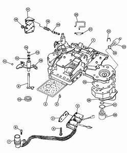 Dodge Durango Solenoid  Transmission Overdrive  Prong