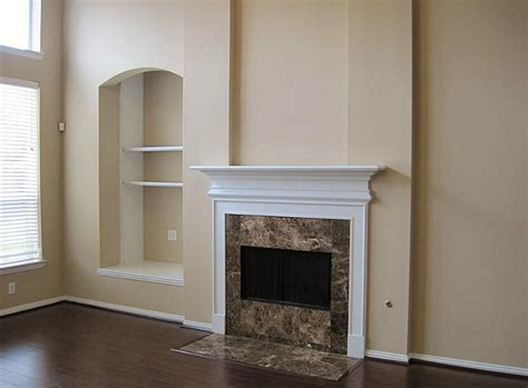 fireplace with granite surround fireplace designs