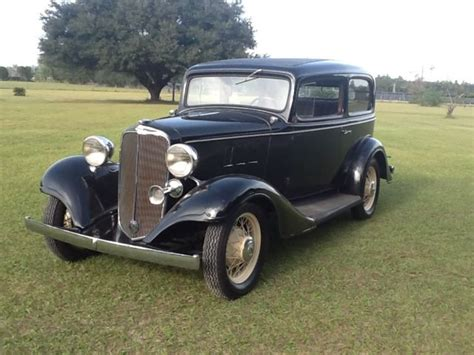 Antique 1933 Chevrolet Eagle Master 2 Door Sedan For Sale