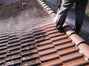 Nettoyage Toiture Karcher : traitement des tuiles nettoyage toiture avignon 84 orange carpentras ~ Dallasstarsshop.com Idées de Décoration