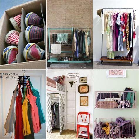 25 ingenious tiny closet hacks