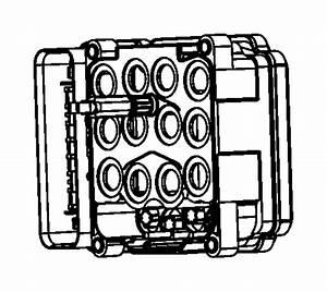Chrysler 300 Control Unit  Anti-lock Brake